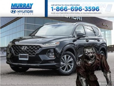 2019 Santa Fe Essential AWD with Safety Package - T47850
