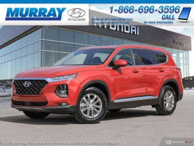 T47580  - 2019 Santa Fe Essential AWD | Save $5000