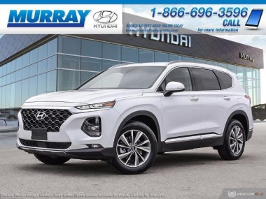 T49150  - 2019 Santa Fe Preferred AWD - $38,468 - Save $5000