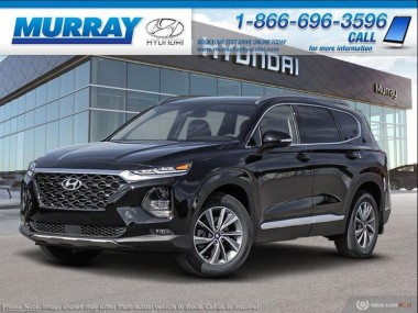 T49870 -  2020 Santa Fe Preferred AWD - $42,768 - Save $2500